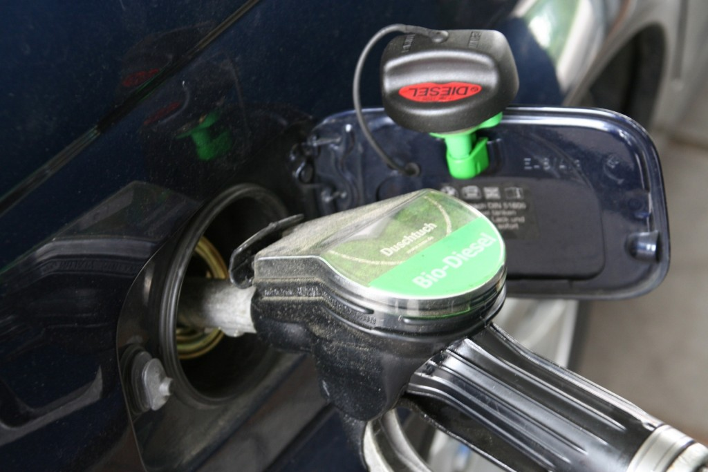 Biodiesel - Gas station