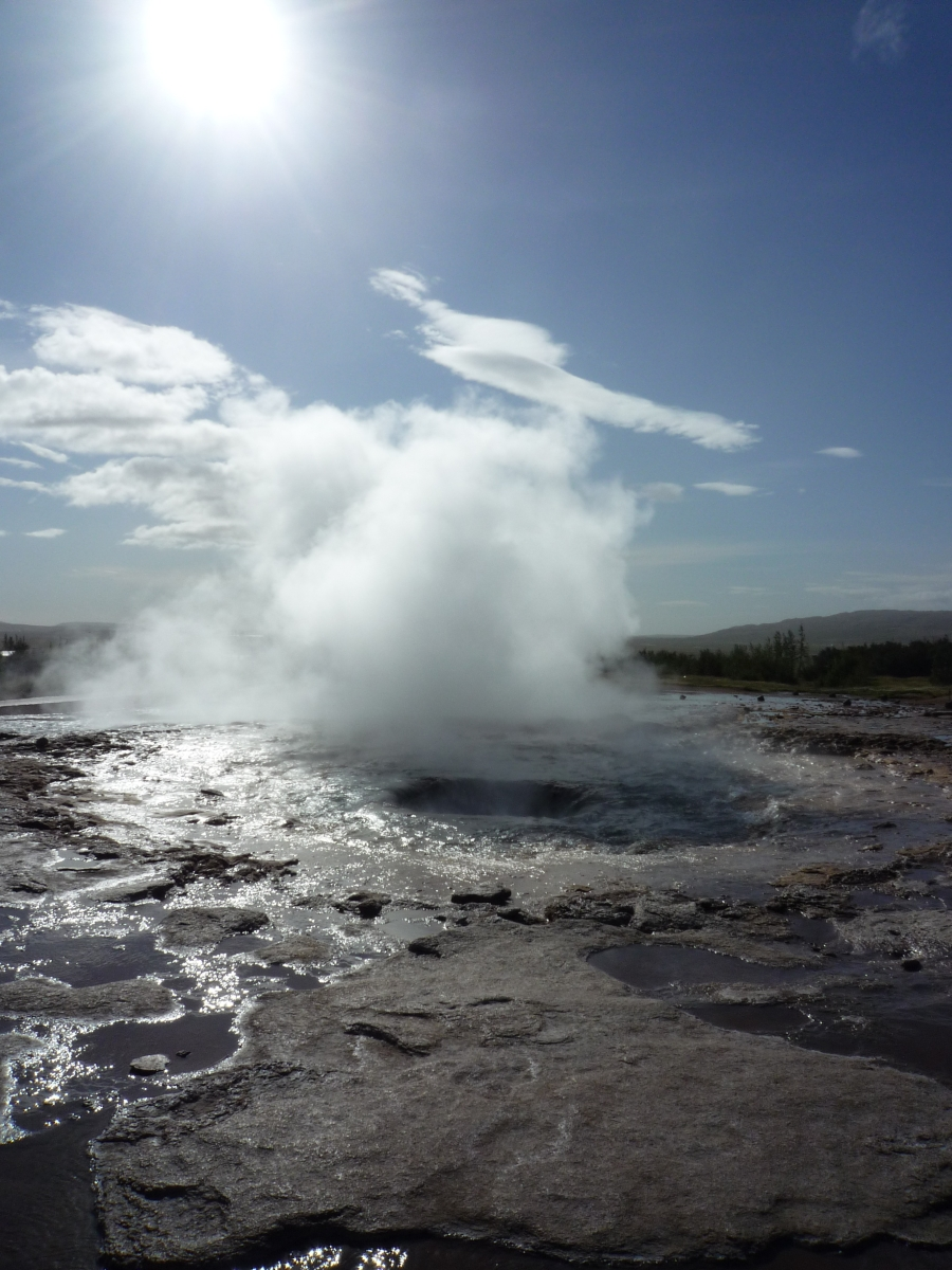 Iceland Geothermal Energy Facts Life Free Energy
