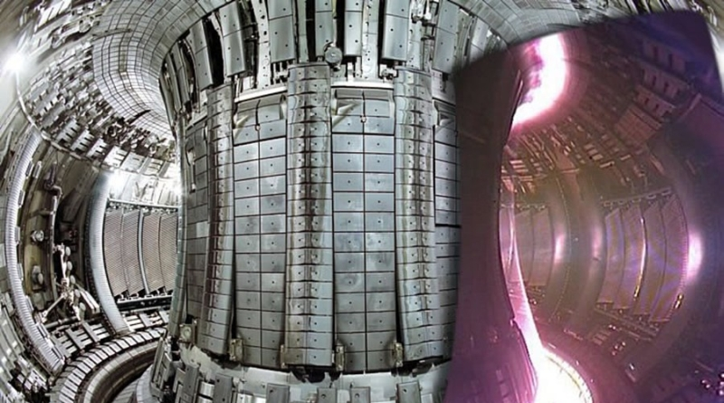 ITER plasma.