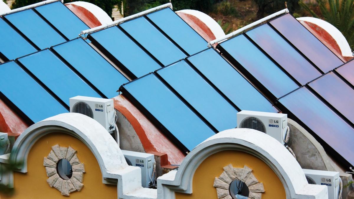 Солнечные батареи коллекторы своими руками