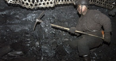 Coal industry in china