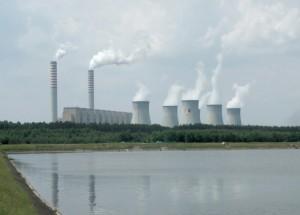 5,400 MW Bełchatów Power Station in Poland