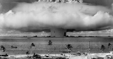Nuclear bomb - Test