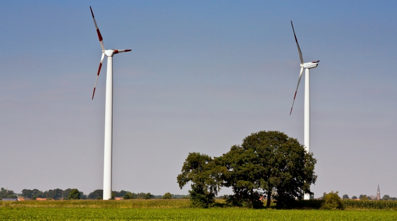 Renewable energy is the future.