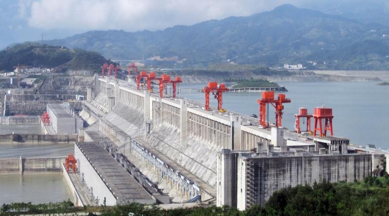 Three Gorges Dam in China